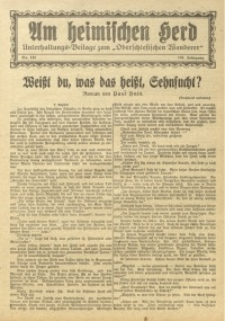 Am Heimischen Herd, 1935, Jg. 108, Nr. 122