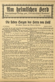 Am Heimischen Herd, 1935, Jg. 108, Nr. 151