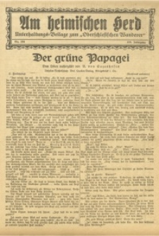 Am Heimischen Herd, 1935, Jg. 108, Nr. 154