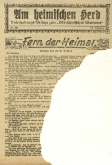 Am Heimischen Herd, 1935, Jg. 108, Nr. 193