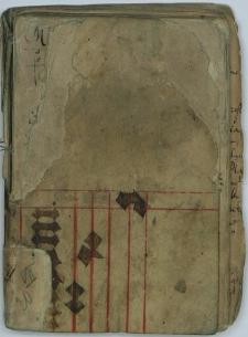 Odpisy tekstów na nagrobkach m. in. książęcych z różnych kościołów na Śląsku