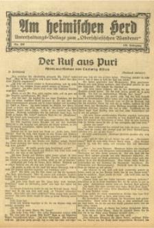 Am Heimischen Herd, 1935, Jg. 108, Nr. 256