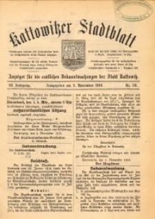 Kattowitzer Stadtblatt, 1910, Jg. 3, nr88