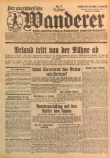 Der Oberschlesische Wanderer, 1932, Jg. 104, Nr. 7