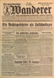 Der Oberschlesische Wanderer, 1932, Jg. 104, Nr. 13