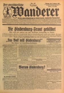 Der Oberschlesische Wanderer, 1932, Jg. 104, Nr. 27