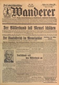 Der Oberschlesische Wanderer, 1932, Jg. 104, Nr. 32