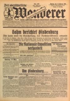 Der Oberschlesische Wanderer, 1932, Jg. 104, Nr. 38