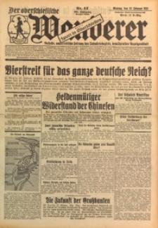 Der Oberschlesische Wanderer, 1932, Jg. 104, Nr. 44