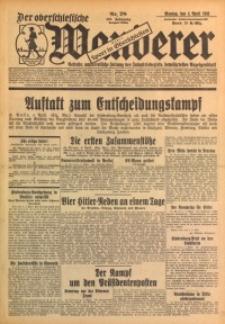 Der Oberschlesische Wanderer, 1932, Jg. 105, Nr. 78