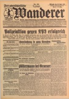 Der Oberschlesische Wanderer, 1932, Jg. 105, Nr. 92