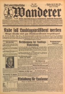 Der Oberschlesische Wanderer, 1932, Jg. 105, Nr. 97