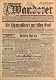 Der Oberschlesische Wanderer, 1932, Jg. 105, Nr. 99