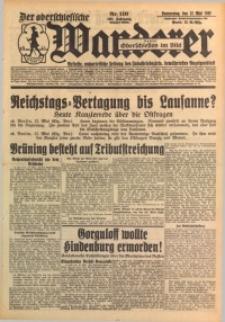 Der Oberschlesische Wanderer, 1932, Jg. 105, Nr. 110