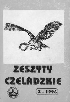 Zeszyty Czeladzkie. Z. 3