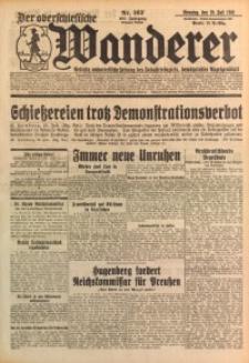 Der Oberschlesische Wanderer, 1932, Jg. 105, Nr. 167