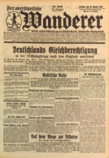 Der Oberschlesische Wanderer, 1932, Jg. 105, Nr. 200