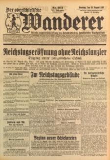 Der Oberschlesische Wanderer, 1932, Jg. 105, Nr. 203