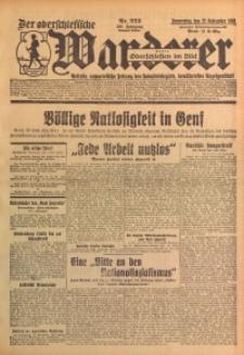 Der Oberschlesische Wanderer, 1932, Jg. 105, Nr. 223