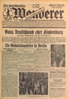Der Oberschlesische Wanderer, 1932, Jg. 105, Nr. 232