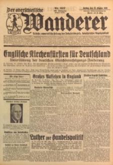 Der Oberschlesische Wanderer, 1932, Jg. 105, Nr. 247