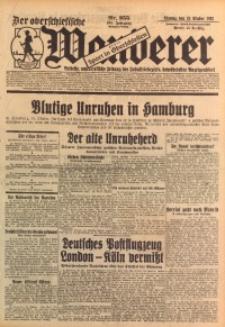 Der Oberschlesische Wanderer, 1932, Jg. 105, Nr. 255