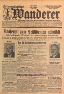 Der Oberschlesische Wanderer, 1932, Jg. 105, Nr. 263