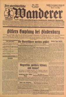 Der Oberschlesische Wanderer, 1932, Jg. 105, Nr. 272
