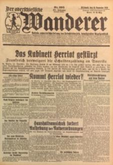 Der Oberschlesische Wanderer, 1932, Jg. 105, Nr. 293