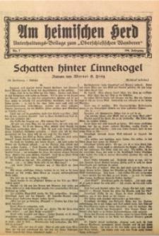 Am Heimischen Herd, 1932, Jg. 104, Nr. 7