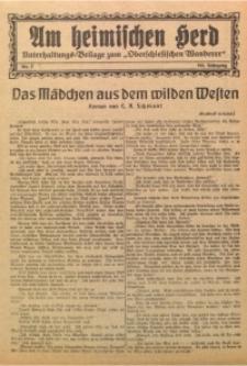 Am Heimischen Herd, 1932, Jg. 104, Nr. 8