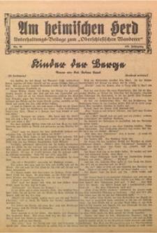 Am Heimischen Herd, 1932, Jg. 105, Nr. 79