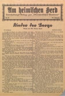 Am Heimischen Herd, 1932, Jg. 105, Nr. 97