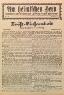 Am Heimischen Herd, 1932, Jg. 105, Nr. 138