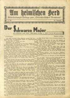 Am Heimischen Herd, 1934, Jg. 106, Nr. 20