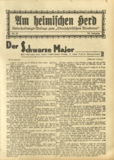 Am Heimischen Herd, 1934, Jg. 106, Nr. 26
