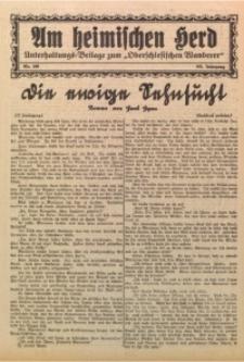 Am Heimischen Herd, 1932, Jg. 105, Nr. 190