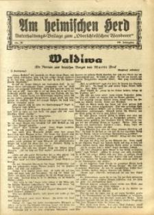 Am Heimischen Herd, 1934, Jg. 106, Nr. 34