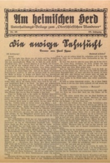 Am Heimischen Herd, 1932, Jg. 105, Nr. 195