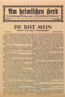 Am Heimischen Herd, 1932, Jg. 105, Nr. 208