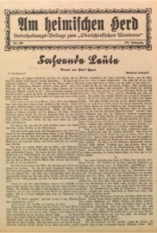 Am Heimischen Herd, 1932, Jg. 105, Nr. 220