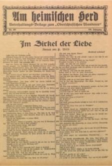 Am Heimischen Herd, 1932, Jg. 105, Nr. 267