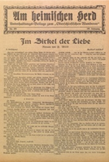 Am Heimischen Herd, 1932, Jg. 105, Nr. 270