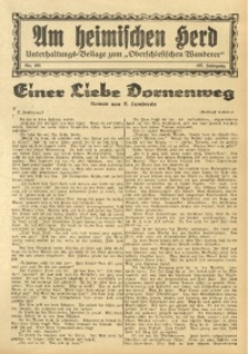 Am Heimischen Herd, 1934, Jg. 107, Nr. 164