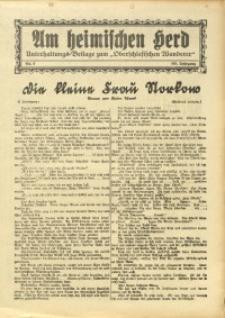 Am Heimischen Herd, 1931, Jg. 103, Nr. 5