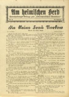 Am Heimischen Herd, 1931, Jg. 103, Nr. 16