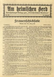 Am Heimischen Herd, 1934, Jg. 107, Nr. 205