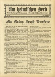 Am Heimischen Herd, 1931, Jg. 103, Nr. 20