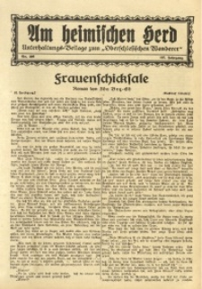 Am Heimischen Herd, 1934, Jg. 107, Nr. 206