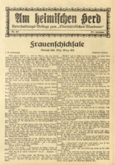 Am Heimischen Herd, 1934, Jg. 107, Nr. 207